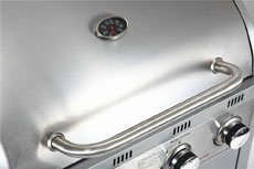 Gas Barbeuce with side burner