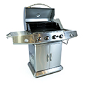 Wmesun 4 gas barbecue