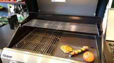 50/50 grill/hotplate