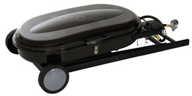 Piha - foldable gas BBQ